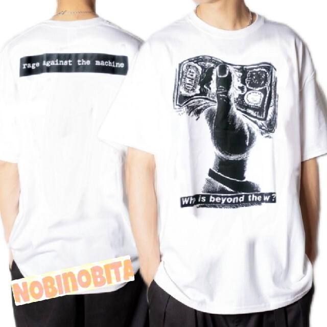 Supreme(シュプリーム)のXL半袖 RAGEAGAINSTTHEMACHINE BEYONDTHELAW メンズのトップス(Tシャツ/カットソー(半袖/袖なし))の商品写真
