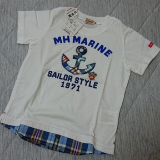 mikihouse - 100 半袖Tシャツ ミキハウス