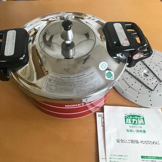 FUJIHORO ハニーウェア 圧力鍋 4.8ℓ