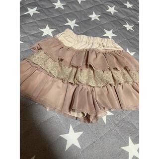 ジルスチュアートニューヨーク(JILLSTUART NEWYORK)のジルスチュアート パンツスカート 110(スカート)