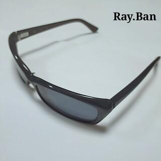 レイバン(Ray-Ban)のレイバン サングラス メガネ 度なし ブラック(サングラス/メガネ)