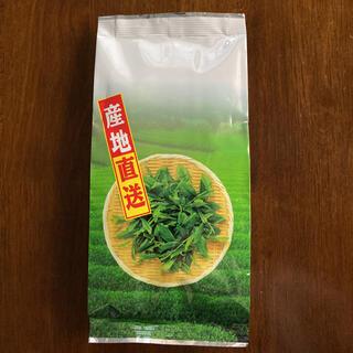 採れたて新茶 お茶っ葉 200g  静岡茶(茶)
