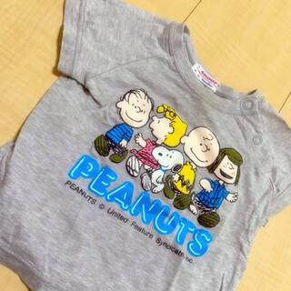 petit main - familiar ファミリア Tシャツ トップス スヌーピー 80