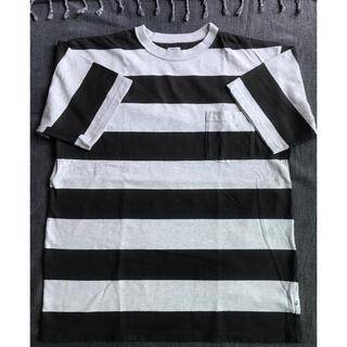スタンダードカリフォルニア(STANDARD CALIFORNIA)のSTANDARD CALIFORNIA Heavyweight Border T(Tシャツ/カットソー(半袖/袖なし))