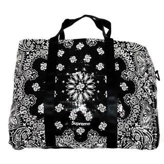 シュプリーム(Supreme)の【新品未使用品】Supreme Bandana Tarp Duffle Bag(ボストンバッグ)