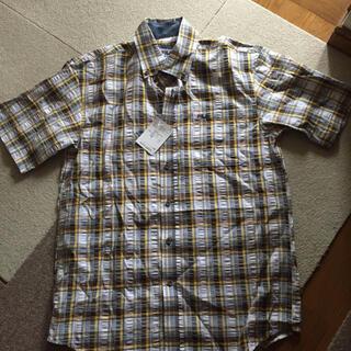 フィラ(FILA)の特別価格 新品 FILA チェック シャツ 未使用(シャツ)