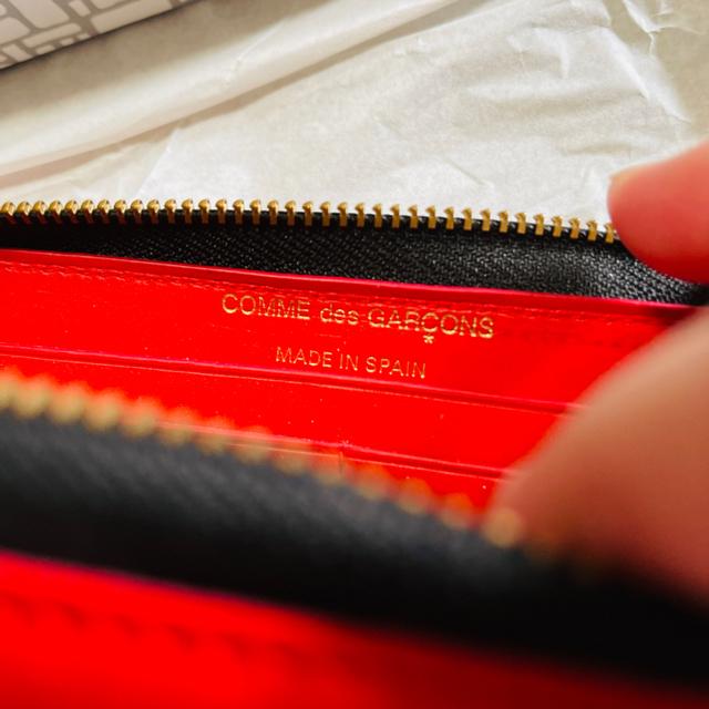 COMME des GARCONS(コムデギャルソン)のコムデギャルソン 長財布 メンズのファッション小物(長財布)の商品写真