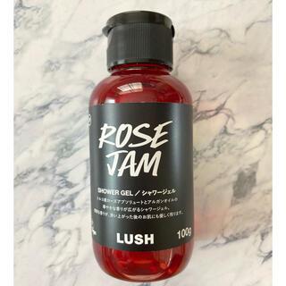 LUSH - LUSH rose jam シャワージェル 100g
