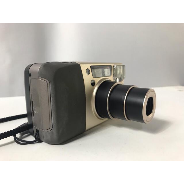 PENTAX(ペンタックス)のPENTAX ESPIO 115M コンパクトフィルムカメラ 簡易動作確認済み スマホ/家電/カメラのカメラ(フィルムカメラ)の商品写真