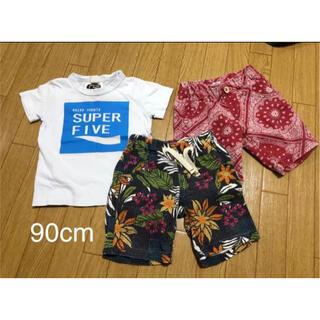 BREEZE - ハーフパンツ Tシャツ 90cm