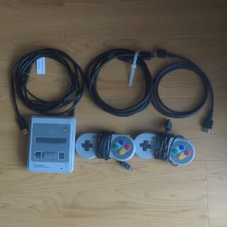 任天堂 - (おまけ付き)Nintendo クラシック スーパーファミコンミニ