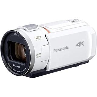 Panasonic - パナソニック 4K ビデオカメラ HC-VX2M-W