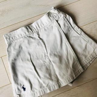Ralph Lauren - ラルフローレン ベビー 90サイズ キュロットスカート