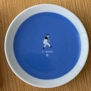 フクオカソフトバンクホークス(福岡ソフトバンクホークス)のソフトバンクホークス 豆皿 和田(応援グッズ)
