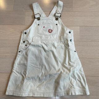 familiar - ♡ファミリア♡familiar スカート ジャンパースカート ワンピース 110