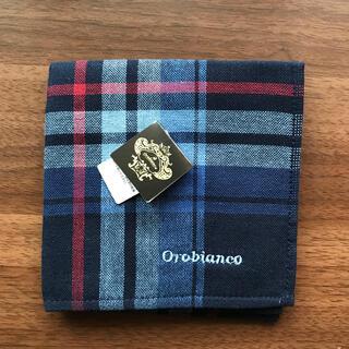 オロビアンコ(Orobianco)のハンカチタオル オロビアンコ(ハンカチ/ポケットチーフ)