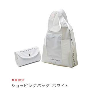 DEAN & DELUCA - DEAN&DELUCA/ショッピングバッグ ホワイト