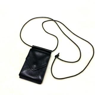 Hender Scheme - Hender Scheme/ hang wallet black