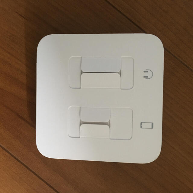 Apple(アップル)のアップル 純正 イヤホン スマホ/家電/カメラのオーディオ機器(ヘッドフォン/イヤフォン)の商品写真