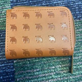 タカラジマシャ(宝島社)のモズ moz  財布❤︎ブラウン(財布)