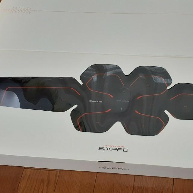 SIXPAD(シックスパッド)のSixpadアブズベルト スポーツ/アウトドアのトレーニング/エクササイズ(トレーニング用品)の商品写真