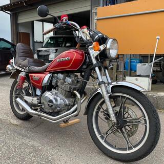 スズキ - SUZUKI gsx250t トラザリ 4型