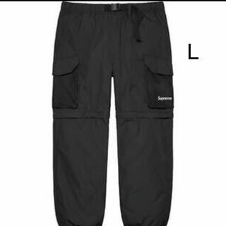Supreme - Supreme Mesh Pocket Belted Cargo Pant L