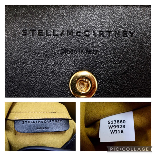 Stella McCartney(ステラマッカートニー)の☆美品・シリアル付☆ステラマッカートニー ステラパンチングロゴ トートバッグ レディースのバッグ(トートバッグ)の商品写真