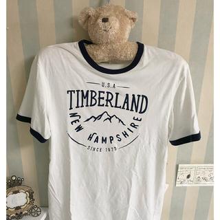 Timberland - リンガーTシャツ