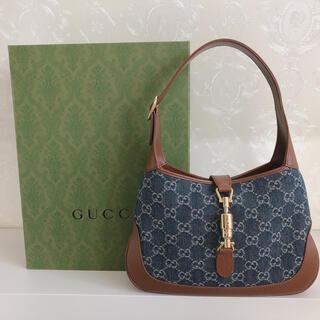 グッチ(Gucci)の新品 グッチ ジャッキー 1961スモール ホーボーバッグ(ハンドバッグ)