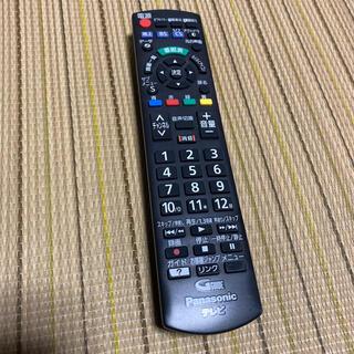 パナソニック(Panasonic)のPanasonic  テレビ N2QAYB001017  リモコン(その他)