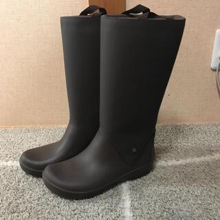 クロックス(crocs)のクロックス レインブーツ 25センチ(レインブーツ/長靴)