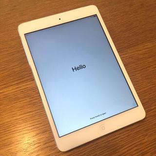Apple - 中古☆ iPad mini2 silver Wi-Fiモデル 32G