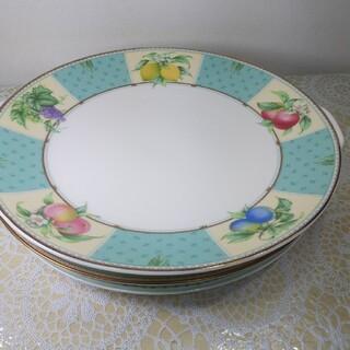 ナルミ(NARUMI)の大皿3枚と取り皿5枚のパーティーセット(食器)