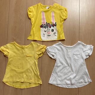 ザラキッズ(ZARA KIDS)のZARA Baby Tシャツ3枚セット86cm(Tシャツ)