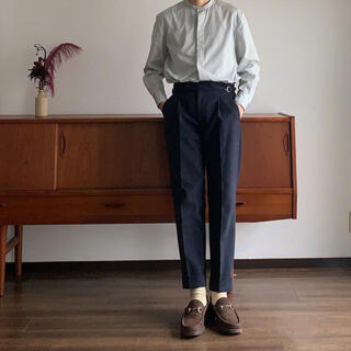 COMOLI - foufou adjust straight pants
