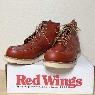 レッドウィング(REDWING)のRED WING(ブーツ)