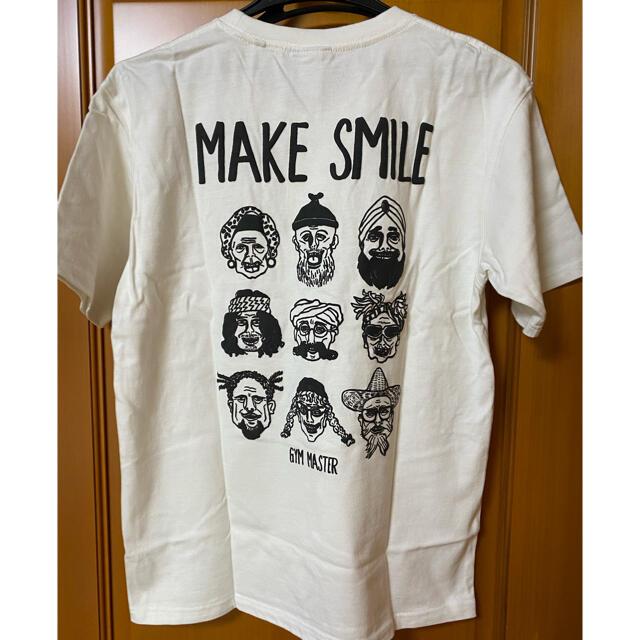 GYM MASTER(ジムマスター)のgym master Tシャツ メンズのトップス(Tシャツ/カットソー(半袖/袖なし))の商品写真
