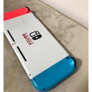 Nintendo Switch - 任天堂 Switch 本体のみ ジョイコン カスタム