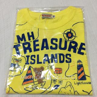 mikihouse - 新品 Tシャツ 110