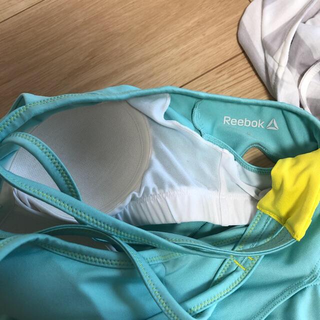 Reebok(リーボック)の2点セット Reebok PUMA トレーニングウェア ヨガウェア スポーツ/アウトドアのトレーニング/エクササイズ(トレーニング用品)の商品写真
