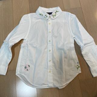 ラルフローレン(Ralph Lauren)の♡ラルフローレン♡ ブラウス 長袖 シャツ 100(ブラウス)