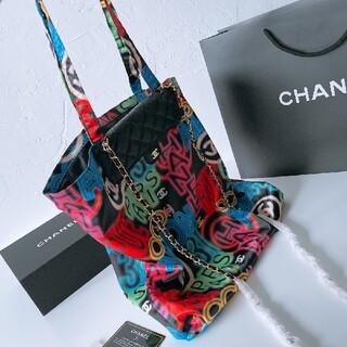 ChaneL 超美品  トートバッグ ハンドバッグ エコバッグ
