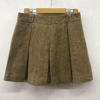 ラルフローレン(Ralph Lauren)のRALPH LAUREN  ツイード ウール アルパカ スカート(ひざ丈スカート)