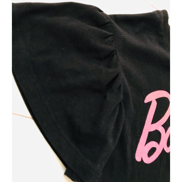 GU(ジーユー)のGU バービーTシャツ キッズ/ベビー/マタニティのキッズ服男の子用(90cm~)(Tシャツ/カットソー)の商品写真