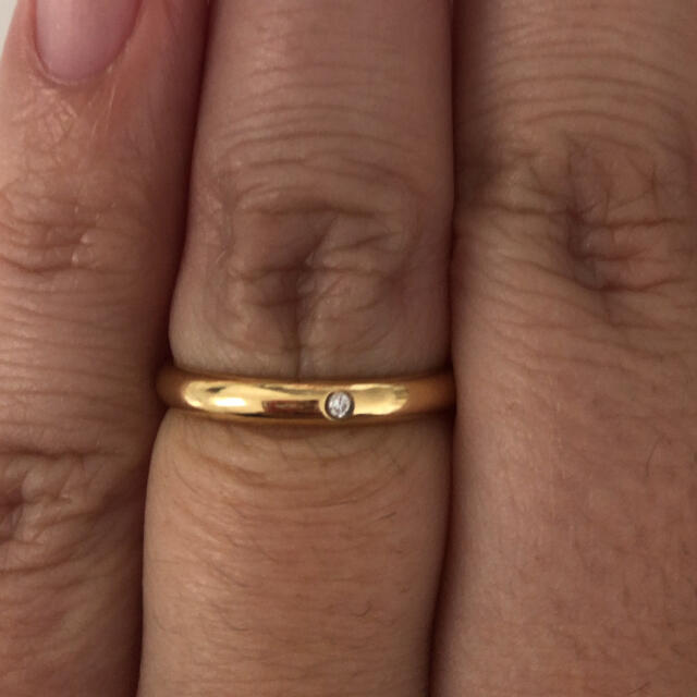 Cartier(カルティエ)のカルティエイエローゴールド指輪52 レディースのアクセサリー(リング(指輪))の商品写真