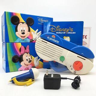 Disney - 2008年購入!両面デジタルトークアロング ディズニー英語システム DWE