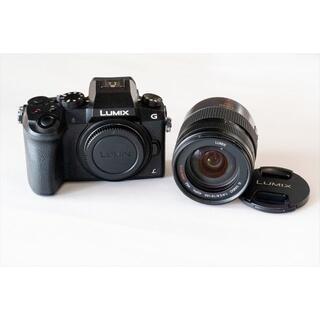 Panasonic - LUMIX DMC-G7ボディ+レンズ24-140mm