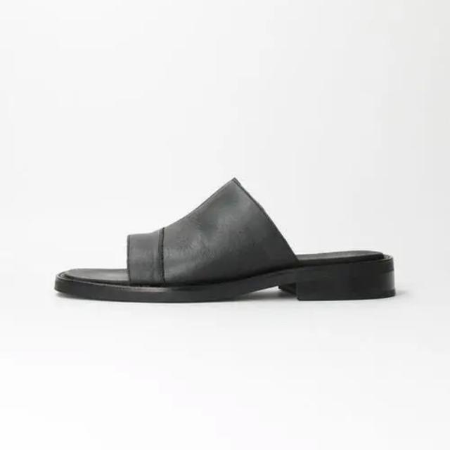 Balenciaga(バレンシアガ)のAndersson Bell leather sandals size42 メンズの靴/シューズ(サンダル)の商品写真