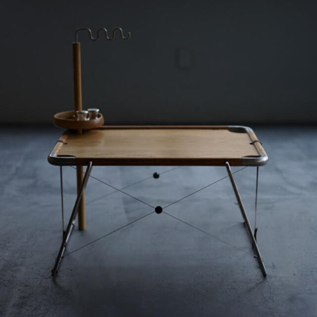 hxo design テーブル2点 値下不可 スポーツ/アウトドアのアウトドア(テーブル/チェア)の商品写真